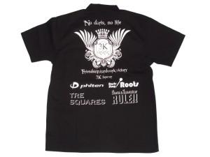 ダーツチーム 3K ボーリングシャツ 1-2